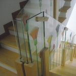 (BL-R012) One of its kind design balustrades