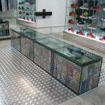 (FU-R015) Glass furniture