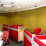 (WL-C001) Color Glass wall panels