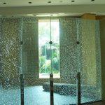 (WL-C 007)Shattered glass design panels