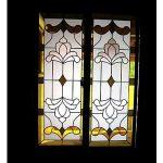 (AL-R003) Leaded window designs