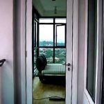 (AL-R019) Aluminium Door