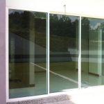 (AL-R025) Aluminium sliding door