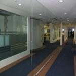 (MR-C 005) Mirror hallway