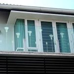 (SB-D003) Your own special balcony glass