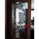 (SB-D011) A framed partition