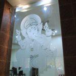 (SB-D029) Glass wall