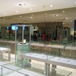 (DS-C 009) Glass cover display units