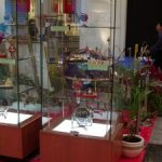 (DS-C 013) Glass Display unit