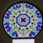 (ST-D016) Color art glass