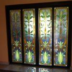 (ST-D029) Glass door