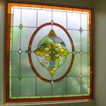 (ST-D032) Glass window