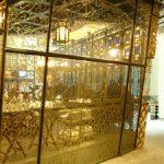 (ST-D034) Glass shopfront