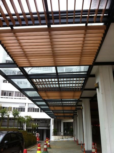 Hotel Glass Canopy Glass Network Malaysia