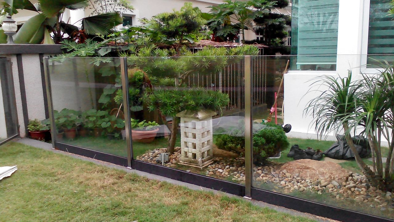 Glass Fencing Glass Network Malaysia