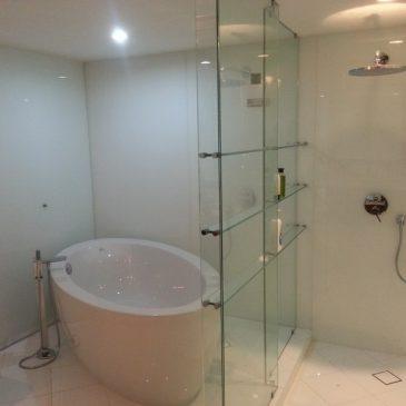 Bathroom Wall Glass