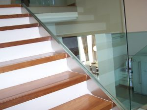 12mm tempered clear glass