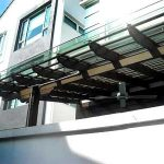 (CP-R001) Canopy added for your outdoor living comforts