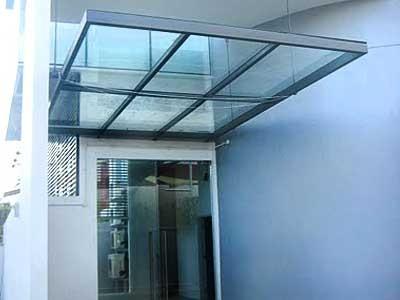 Garden Canopy Skylight Garden Glass Rooftop Glass