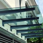 (CP-R011) Glass Canopy