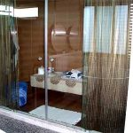 (DO-R011) Bathroom sliding door