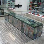 (FU-R015) Glass furniture