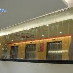 (PA-C001) Sandblasted design glass