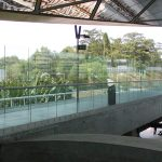 (PA-C002) Glass wall for maximum view