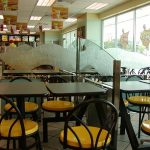 (PA-C003) Restaurant seating partition