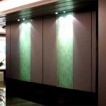 (PA-C010) Glass panels inserts