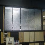 (PA-C022) Kiln form glass partition