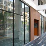 (SF-C002) Aluminium frame shopfront