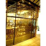 (SF-C008) Beautiful Leaded Glass designs
