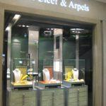 (SF-C009)Panel glass shopfront showcasing display