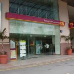 (SF-C015) Large panels shopfront glass