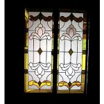 (AL-R003) Leaded window designs