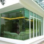 (AL-R011) Fix panel glass brings in the view of your surrounding