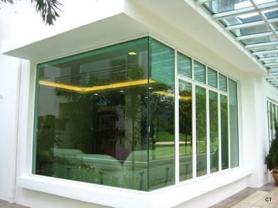Al R011 Fix Panel Glass Brings In The View Of Your
