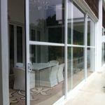 (AL-R014) Aluminium sliding door