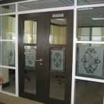 (AL-R018) Aluminium window