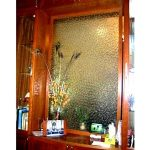 (KF-D004) Glass partition