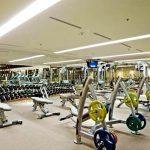 (MR-C 006) Mirror at fitness room