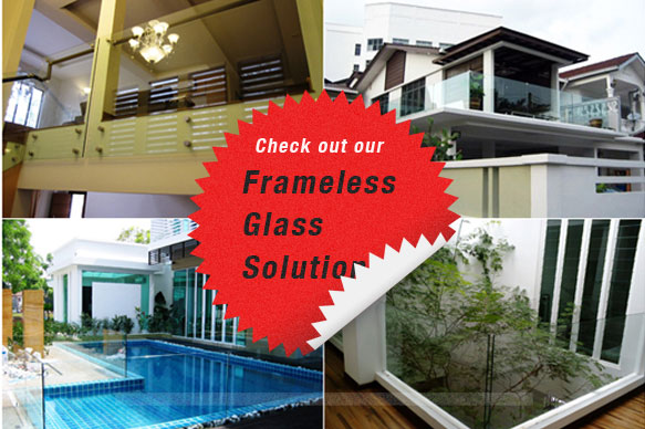 Frameless Glass Solutions