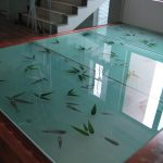 (SB-D041) Glass flooring