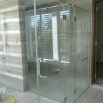(SS-R024) Shower screen