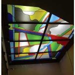 (ST-D010) Interior color panel skylight