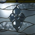 (ST-D018) Leaded art glass