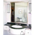 (TM-R001) Framed mirror