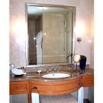 (TM-R008) Bathroom framed mirror
