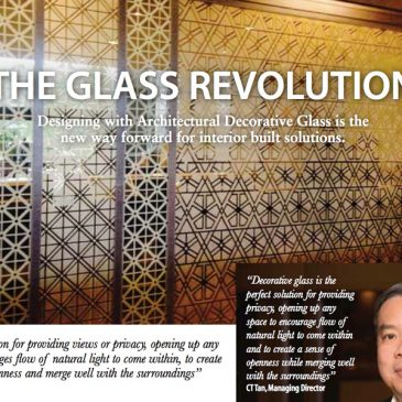 The Glass Revolution @ Malaysia Interior Industry Partners (MIIP)